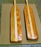 Simple Oars plans
