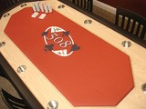 CUSTOM POKER TABLE plans