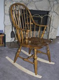 Windsor Chair Rocker plans