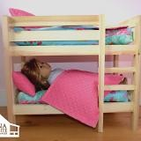 Doll Bunk Beds plans