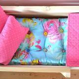 Doll Mattress Sewing plans