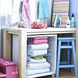 Laundry Basket Cart plans