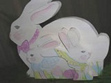 Wooden Bunny Puzzle plans