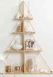 Christmas tree shelves plans