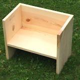 Kids Flip Chair plans