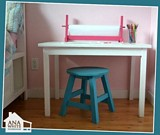 Play Table Stools plans