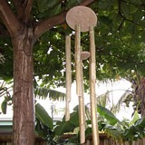Bamboo Wind Chime plans
