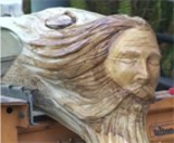 Wood Spirit Carving plans