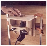 Free Mini Router Table Plan