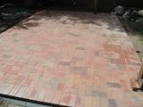 Free Brick Patio Plan