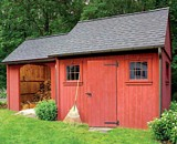 Two In One Shed plans