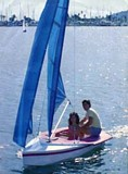 Daysailer Wing Dinghy plans