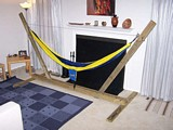 Simple Hammock Stand plans