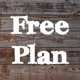 Free Spruce Coffee Table Plan